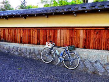 長養禅寺の美しい塀